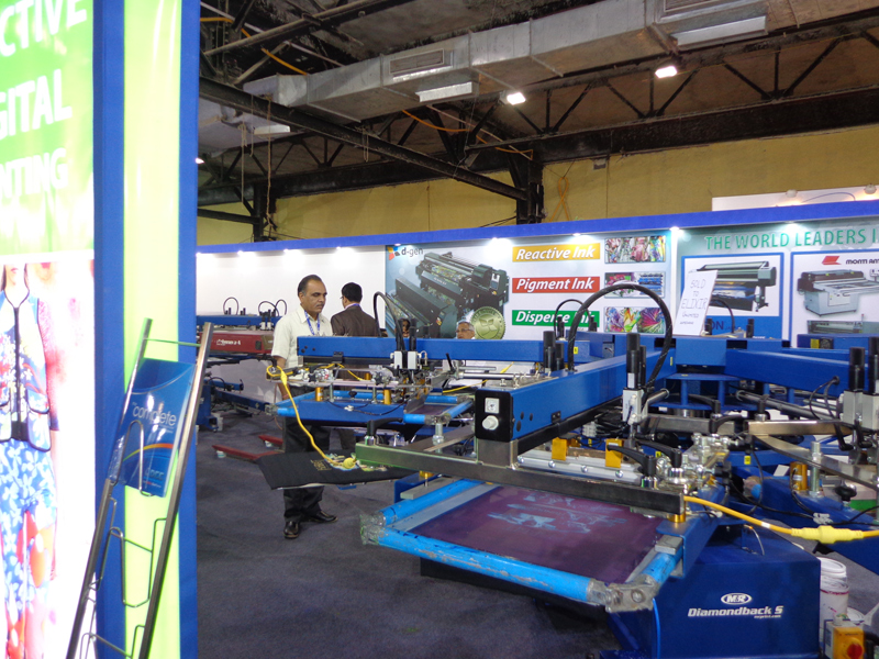 textile printing machinery exporter, textile printing machines india